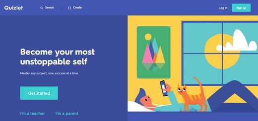 Quizlet amazing websites like