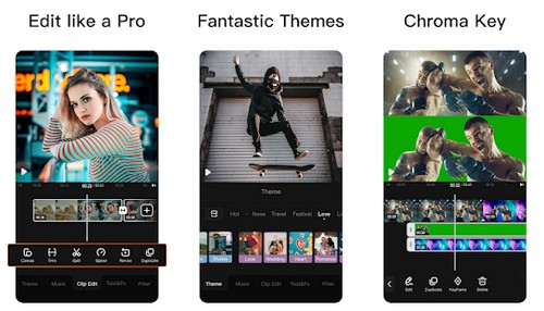 VivaVideo is the Pro Video Editor and Free Video Maker app