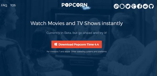 popcorn time primewire