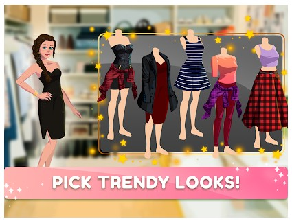 Fashion Fever 2 – Top Model Dress Up Game