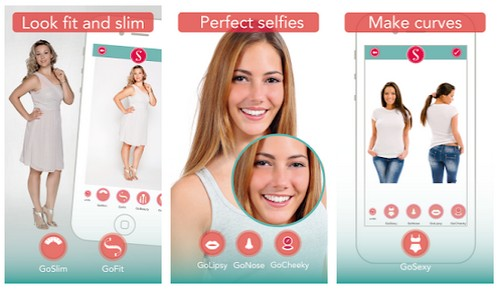 GoSexy - Slimming Body Editor