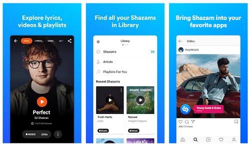 Shazam app for pc