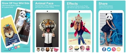 Insta Animal Face Maker