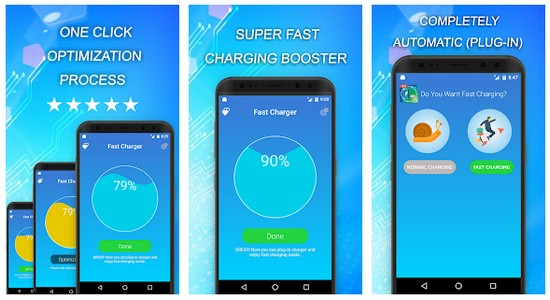Charge Battery Fast – Fast charging