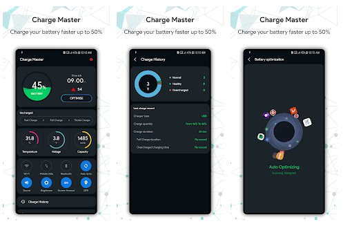 Super Fast Charging Charge Master 2020