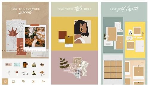 Nichi Collage Stories Maker