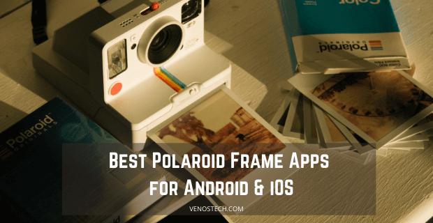 Vintage Polaroid Frame Apps