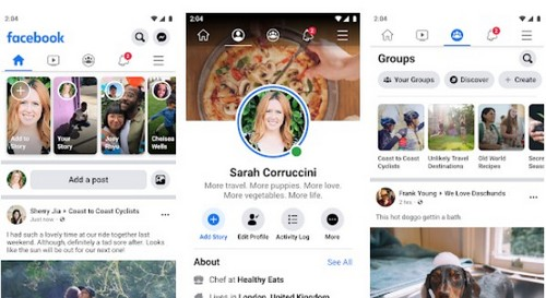Facebook full body avatar creator app