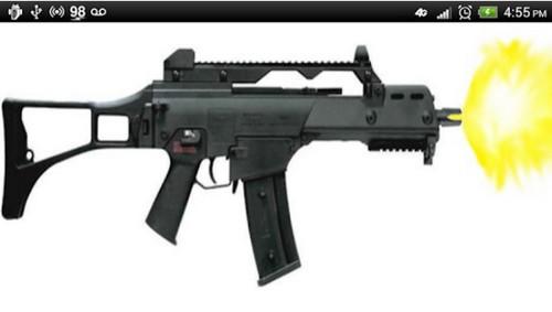 Gun Shot Sounds app