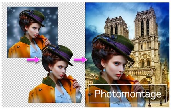 PhotoLayers Background Eraser