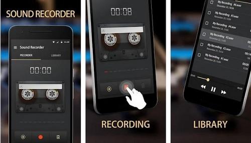 Smart Sound Recorder apps