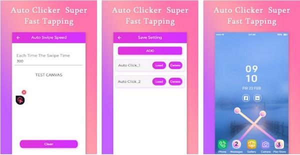 Auto Clicker Super Fast Tapping