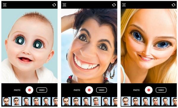 Face Warp - Face Changer Camera Editor