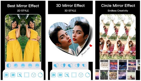 Photo Editor Pro Collage Maker - Photo Mirror App