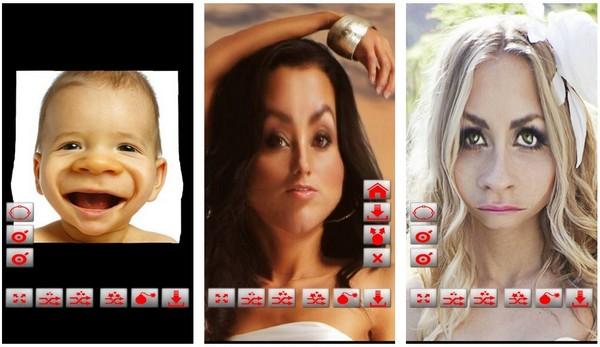 Warp My Face Fun Photo Editor