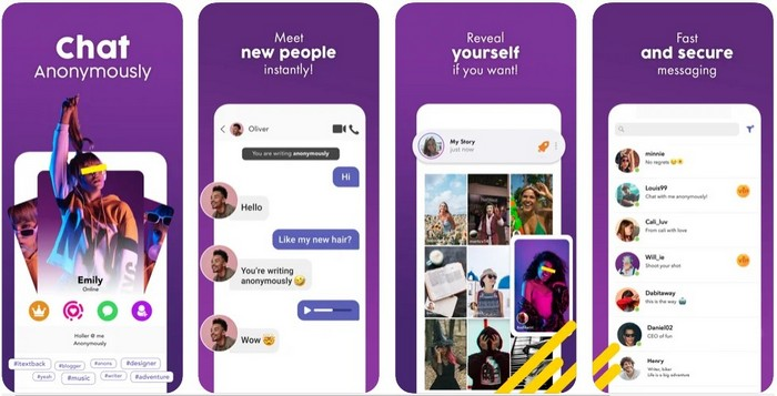 Connected2.me Chat Meet 17 Find Meet New People