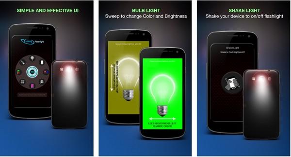 Crazy Flashlight LED Brightest