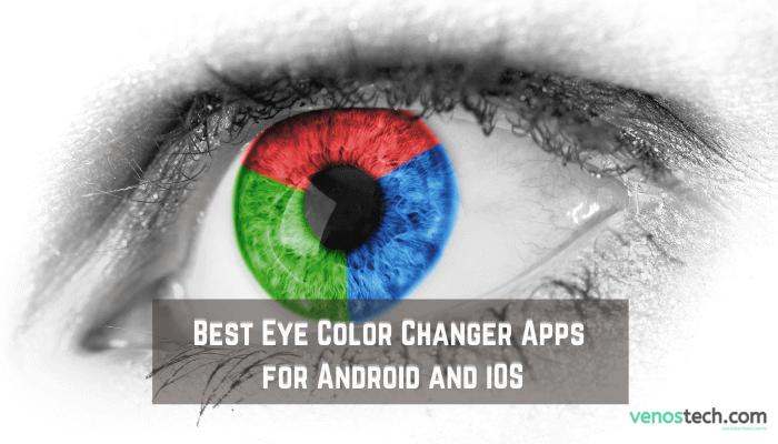 Eye Color Changer Apps