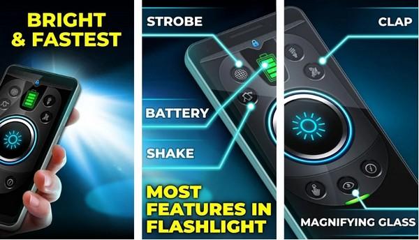 Flashlight by RV Appstudios