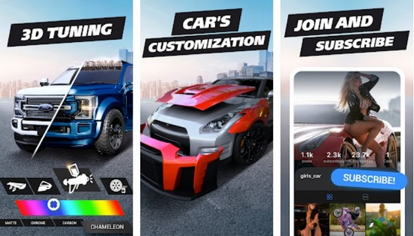 FormaCar Custom 3D Tuning