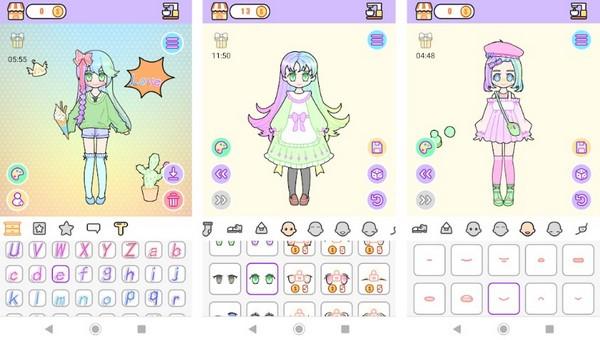 Pastel Avatar Maker