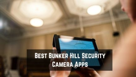 Best Bunker Hill Security Camera Apps