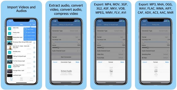 Media Converter video to mp3