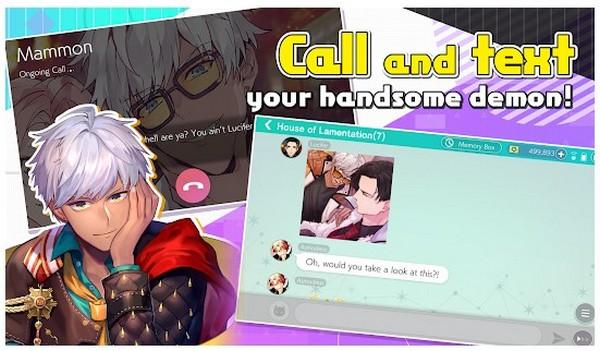 Obey Me! Anime Otome Sim Game