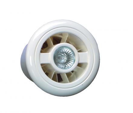 led luminair fan light combination