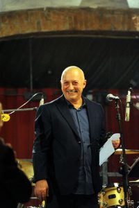 Stefano Padoan legge le sue composizioni