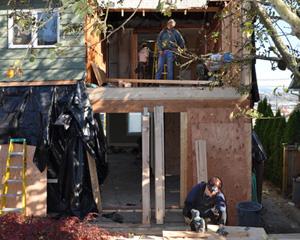 Seattle Dormer Addition And Remodel Ventana Construction Washington