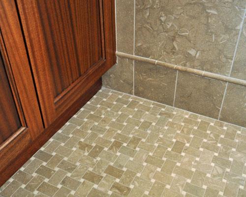 Master Bathroom Remodel Ventana Construction Seattle Washington