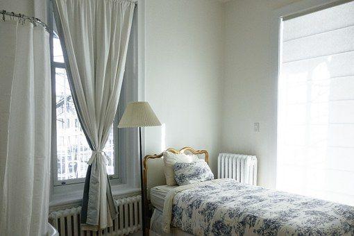 Dormitorio, Cama, Habitación, Casa