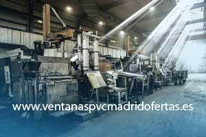 fabricantes ventanas pvc Madrid
