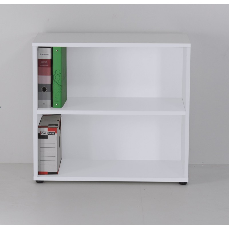 meuble rangement bureau en bois pour