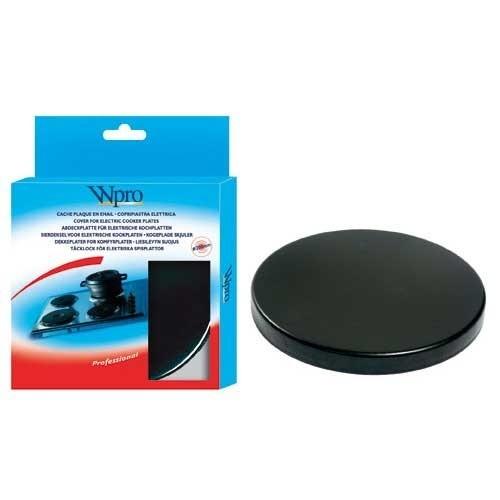 Cache Plaque Anthracite O200mm Wpro Plaque De Cuisson 3852656
