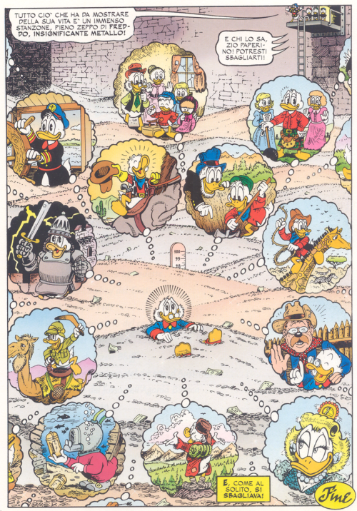 Progetto D.U.C.K.: Da Uncle Carl (Barks) a Keno (Don Rosa)