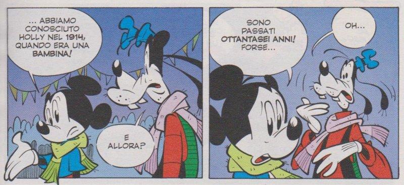 Topolino-Pippo-morte-Holly