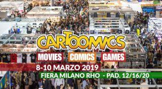 Cartoomics 2019: tutte le novità!