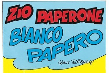 La mia prima volta (Ep.6): Zio Paperone Bianco Papero