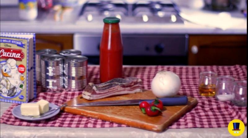 fagiolata del pioniere ingredienti