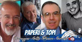 I paperi e i topi raccontati da Cavazzano, Gatto e Gervasio