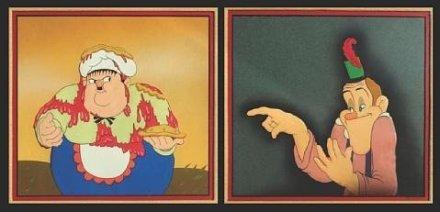 Artwork di Stanlio e Ollio nelle Sinfonie allegre