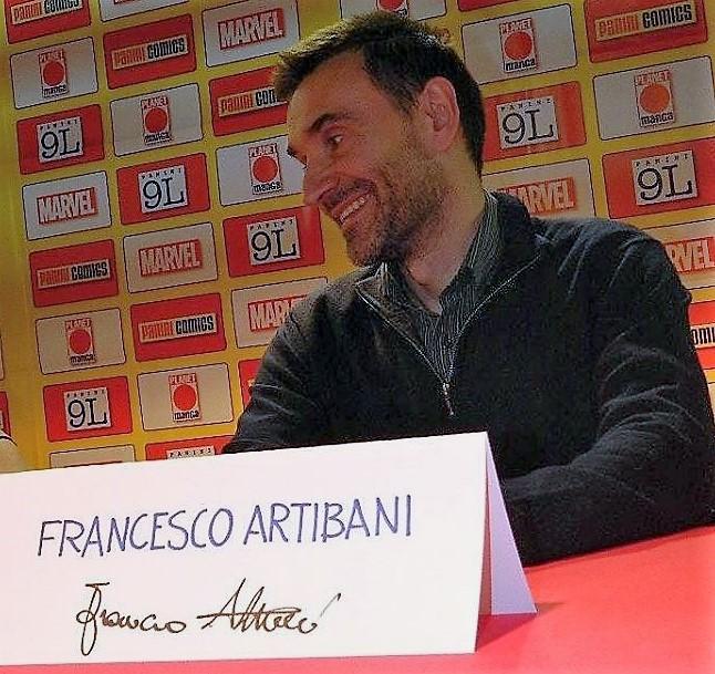 ARFestival 2019: l'intervista a Francesco Artibani