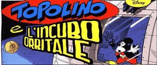 L'Incubo Orbitale: il grande Topolino di Casty