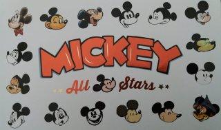 Compleanno con Glénat: Mickey All Stars