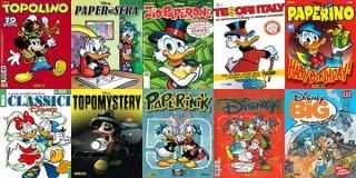 L'elenco completo delle testate Panini Comics 2020