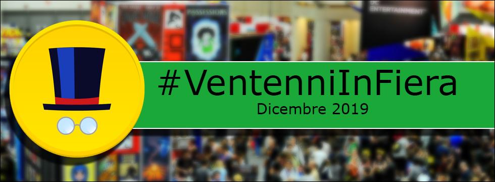 #VentenniInFiera – Dicembre 2019