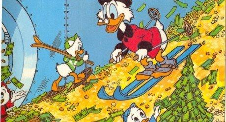 Zio Paperone soldi