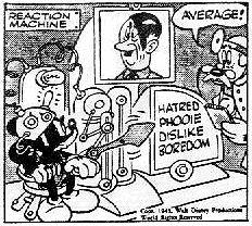 Topolino nella II Guerra Mondiale